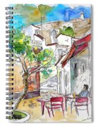 Castro Marim Portugal 01 Spiral Notebook