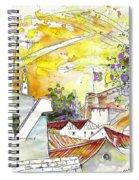 Castro Marim Portugal 03 Spiral Notebook