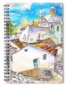 Castro Marim Portugal 05 Spiral Notebook