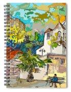 Castro Marim Portugal 13 Bis Spiral Notebook