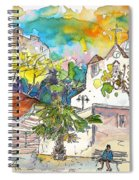 Castro Marim Portugal 13 Spiral Notebook