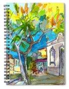 Castro Marim Portugal 14 Bis Spiral Notebook