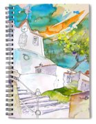 Castro Marim Portugal 17 Spiral Notebook