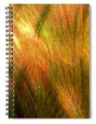 Cat Tails Spiral Notebook