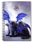 Catabat Snack Spiral Notebook