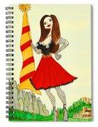 Catalancilla Spiral Notebook