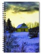 Cataldo Mission Spiral Notebook