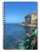 Catalina Casino Spiral Notebook
