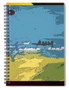 Catamaran Spiral Notebook