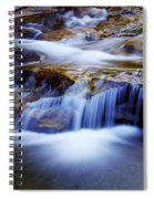 Cataract Falls Spiral Notebook