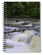 Cataract Falls Phase 1 Spiral Notebook