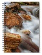 Cataracts Spiral Notebook