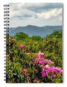 Catawba Rhododendrons Spiral Notebook