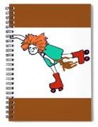 Catch Me Spiral Notebook