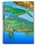 Catch Of The Day Spiral Notebook