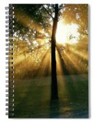 Catch Some Rays Spiral Notebook
