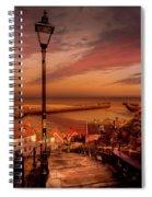 Catch You Breath Spiral Notebook