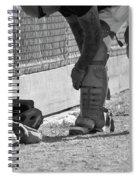 Catcher 2 Spiral Notebook