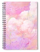Catching Clouds Spiral Notebook