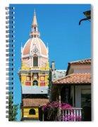 Catedral De Cartagena Spiral Notebook