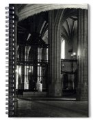 Catedral Spiral Notebook