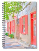 Catfish Row Chs Spiral Notebook