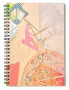 Catfish Row Entrance Chs Spiral Notebook