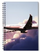 Cathay Pacific Airbus A330-343 Spiral Notebook
