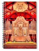 Cathedral Basilica Of St. Augustine Spiral Notebook