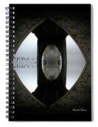 Cathedral Bridge Spiral Notebook