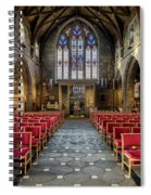 Cathedral Entrance Spiral Notebook