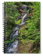 Cathedral Falls 2 Spiral Notebook