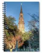 Cathedral Of St. John The Baptist Spiral Notebook