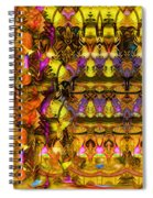 Cathedral Of The Mind No 57 Spiral Notebook