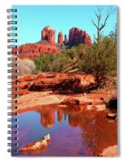 Cathedral Reflections Spiral Notebook