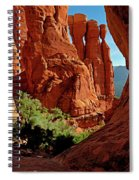 Cathedral Rock 06-124 Spiral Notebook