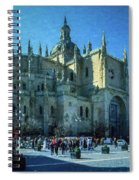 Cathedral, Spain Spiral Notebook
