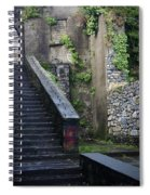 Cathedral Stairs Spiral Notebook
