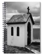 Catholic Chapel Spiral Notebook
