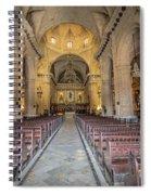 Catholic Church Spiral Notebook