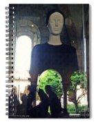 Catholic Imagination Fashion Show 1  Spiral Notebook