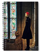 Catholic Imagination Fashion Show 2  Spiral Notebook