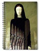 Catholic Imagination Fashion Show 3    Spiral Notebook