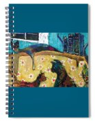 Cats Hangin' Out  Spiral Notebook