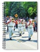 Catskill Fire Co.,inc 3 Spiral Notebook
