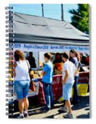 Catskill Mountain Catering Spiral Notebook
