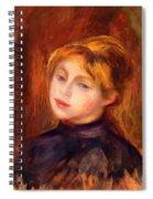 Catulle Mendez Spiral Notebook
