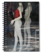 Caught Ya Looking Spiral Notebook