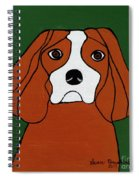 Cavalier King Charles Spiral Notebook