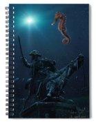 Cavallo Morente 1 Spiral Notebook